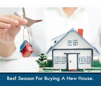 Best Season For Buying A New House
