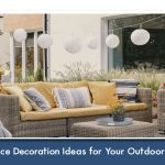 5 Terrace Decoration Ideas For Your Outdoor Space
